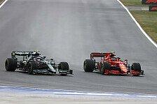 Formel 1, Vettels Poker geht nach hinten los: Punkte verzockt