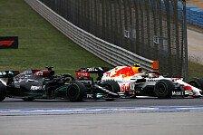 Formel 1, Türkei: Perez fightet sich zu Podium-Comeback