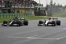 Ärger bei Mercedes: Hamilton widersetzt sich Strategie