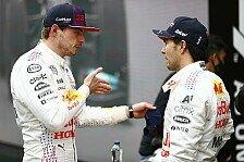 Formel 1, Horner feiert Perez für Hamilton-Move: Wie Verstappen