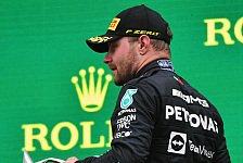 Formel 1, Bottas von Mercedes-Meeting ausgegrenzt? Alles normal