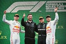 Formel 1 2021: Türkei GP - Atmosphäre & Podium