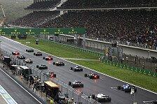 Formel 1 2021: Türkei GP - Rennen