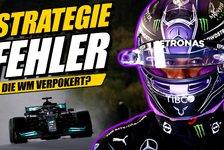 Formel 1 - Video: Hamilton gaukelt Teamplayer vor! Selbst WM-Titel weggeworfen?