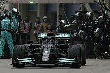 Formel-1-Analyse: Hamilton ruiniert Mercedes-Strategie selbst