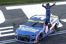 NASCAR 2021: Fotos Playoff-Rennen 6 - Charlotte ROVAL
