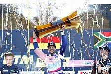 DTM-Meister Götz: Der richtige Fahrer hat gewonnen - Kommentar