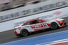 NASCAR 2021: Next Gen Car 2022 - Testfahrten in Charlotte
