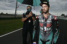Andrea Dovizioso: Ich will MotoGP-Weltmeister werden!