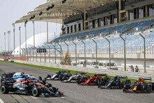 Formel 1 2022: 8 Testtage für neue Autos? Updates am Kalender