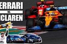 Formel 1 - Video: Ferrari vs. McLaren: Wer holt sich WM-Platz 3?