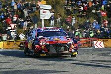 WRC Rallye Spanien 2021: Alle Fotos vom 11. WM-Rennen