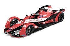 Formel E: Nach BMW-Aus - Andretti in neuem Design