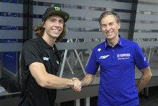 Offiziell: Petronas-Nachfolgeteam mit Yamaha und Darryn Binder