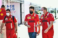 Formel 1, Leclerc im Reise-Chaos: Falscher Flug nach New York