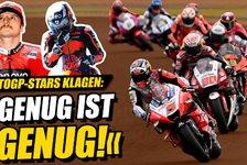 MotoGP - Video: Rekord-Kalender für die MotoGP! Fahrer klagen: Es ist genug