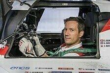 Sebastien Ogier: WEC-Test im Toyota-Hypercar in Bahrain