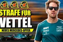 Formel 1 - Video: Jetzt hat's Vettel erwischt! Nächste Formel-1-Strafe in Austin