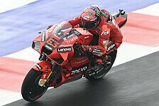 MotoGP Misano: Ducati untermauert im Warm-Up Favoritenrolle