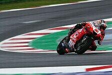 MotoGP Misano: Ducati dominiert FP3, WM-Rivalen müssen ins Q1