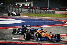Formel 1 2021: USA GP - Freitag