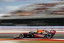 Formel 1 USA, FP2: Perez überrascht mit Bestzeit vor Norris