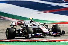 Formel 1, Haas-Trainings: Schumacher crasht, Mazepin flucht