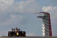 Formel-1-Trainingsanalyse: Das Hitzerätsel von Austin