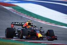 Formel 1, USA: Sergio Perez gewinnt Qualifying-Generalprobe