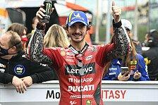 MotoGP - Francesco Bagnaia: Sieg ist meine einzige Chance