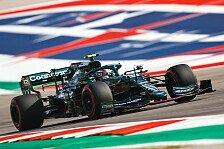Formel 1, Vettel holt 'Pole' der Bestraften: Wollte nicht in Q3