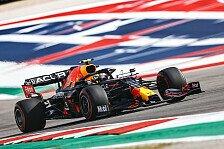 Formel 1, Perez kneift im Regen: Pole Position nicht verdient