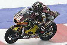Moto2 Misano: Sam Lowes siegt, Crash-Drama im Titelkampf