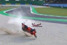 MotoGP: Bagnaia wirft Misano-Sieg weg, Quartararo Weltmeister!