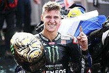 MotoGP - Misano: Alle Stimmen zu Fabio Quartararos WM-Krönung