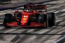 Formel 1, Leclerc zerstört Mittelfeld: 25 Sekunden vor McLaren