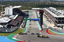 Formel 1 2021: USA GP - Rennen