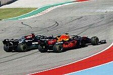 Formel 1, USA: Verstappen siegt, Hamiltons Offensive scheitert