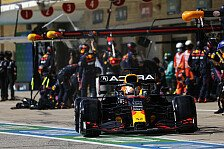 Formel 1, Verstappen zweifelte an aggressiver Red-Bull-Taktik