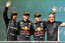 Formel 1 2021: USA GP - Atmosphäre & Podium