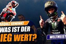 MotoGP - Video: Durchbruch oder Ausreißer: Was ist Marquez' Sieg weit?