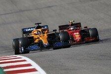 Bad Boy Ricciardo treibt Sainz zur Weißglut: Das war Absicht