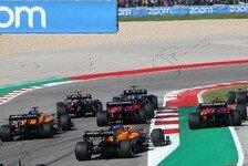 Kurios: Sainz gibt Position an falschen McLaren-Fahrer zurück