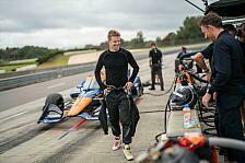 IndyCar-Test schockt Nico Hülkenberg: Monster-Lenkung!