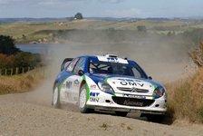WRC - Schwerarbeit für das OMV World Rally Team