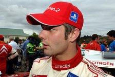 WRC - Sebastien Loeb startet in Le Mans