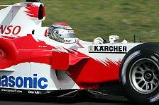 Formel 1 - Papa Jarno
