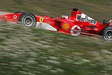 Formel 1 - Rubens Barrichello rechnet nicht mit einem Sieg in Imola