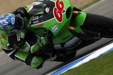 MotoGP - Alex Hofmann: Pause bis Juni