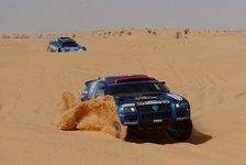 WRC - Tunesien, Etappe 7: Saby überholt Masuoka